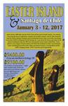 Easter Island and Santiago de Chile by Kathleen Reba