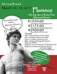 Florence by Kathleen Reba