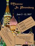 Moscow and St. Petersburg by Kathleen Reba