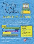 Sicily & Malta by Kathleen Reba