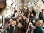 The Alps - Bernina Express by Kathy Reba