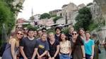 Honor Students in Bosnia by Kathy Reba