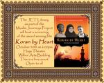 Koran By Heart by Susan Bloom