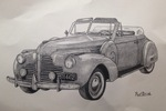 Buick 1940 Super 8 Special by Paul L. Brink