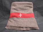 Swiss Army Wool Blanket by Normadeane Armstrong Ph.D, A.N.P.
