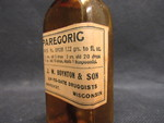 Bottle: Opium Tincture - 2 by Normadeane Armstrong Ph.D, A.N.P.