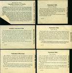 Medicinal Remedy Recipe Cards by Normadeane Armstrong Ph.D, A.N.P.