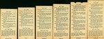 Medicinal Remedy Recipe Cards - 4 by Normadeane Armstrong Ph.D, A.N.P.