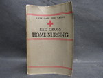 Red Cross Home Nursing by Normadeane Armstrong Ph.D, A.N.P.