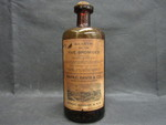 Bottle: Alcohol Tincture F by Normadeane Armstrong Ph.D, A.N.P.