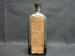 Bottle: Alcohol Tincture G
