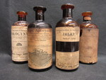 Bottles: Fluid Extract