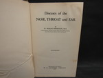 Diseases of the Nose, Throat and Ear - 1 by Normadeane Armstrong Ph.D, A.N.P.