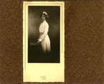 Nurse Portrait D by Normadeane Armstrong Ph.D, A.N.P.