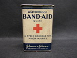 Band - Aid Tin by Normadeane Armstrong Ph.D, A.N.P.