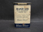 Band - Aid Tin - 1 by Normadeane Armstrong Ph.D, A.N.P.