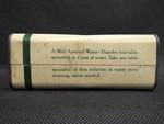 Epsom Salt Tin - 1 by Normadeane Armstrong Ph.D, A.N.P.