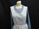 Uniform: American Red Cross Canteen - 2 by Normadeane Armstrong Ph.D, A.N.P.