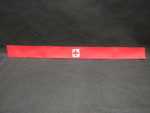 Red Cross Armband - 1 by Normadeane Armstrong Ph.D, A.N.P.