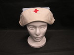 Nurse Cap: American Red Cross Volunteer A by Normadeane Armstrong Ph.D, A.N.P.