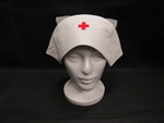 Nurse Cap: American Red Cross Volunteer C by Normadeane Armstrong Ph.D, A.N.P.