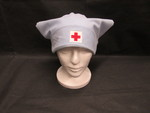 Nurse Cap: American Red Cross Volunteer E by Normadeane Armstrong Ph.D, A.N.P.