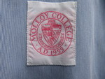 Uniform: Molloy College Apron - 2 by Normadeane Armstrong Ph.D, A.N.P.