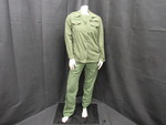 Uniform: US Army Fatigues by Normadeane Armstrong Ph.D, A.N.P.