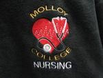 Molloy College Nursing Fleece - 1 by Normadeane Armstrong Ph.D, A.N.P.