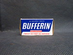 Bufferin Box by Normadeane Armstrong Ph.D, A.N.P.