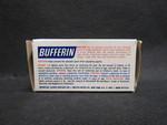 Bufferin Box - 1 by Normadeane Armstrong Ph.D, A.N.P.