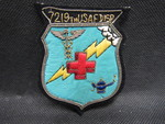 Air Force Patch by Normadeane Armstrong Ph.D, A.N.P.