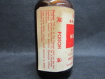 Bottle: Tincture Nux Vomica - 2 by Normadeane Armstrong Ph.D, A.N.P.