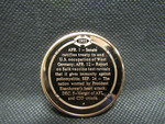 Collectible Polio Vaccination Coin - 1 by Normadeane Armstrong Ph.D, A.N.P.