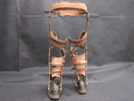 Double Leg Brace - 2 by Normadeane Armstrong Ph.D, A.N.P.