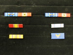 U.S. Military: Ribbons by Normadeane Armstrong Ph.D, A.N.P.