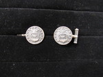 U.S. Military: Cufflinks by Normadeane Armstrong Ph.D, A.N.P.