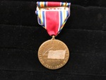 U.S. Military: Medal, WW II Victory - 1 by Normadeane Armstrong Ph.D, A.N.P.