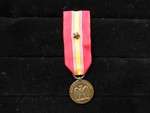 U.S. Military: Medal, National Defense Service by Normadeane Armstrong Ph.D, A.N.P.