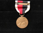 U.S. Military: Medal, Army of Occupation - 1 by Normadeane Armstrong Ph.D, A.N.P.