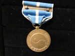 U.S. Military: Medal, Korean Service - 1 by Normadeane Armstrong Ph.D, A.N.P.