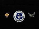 U.S. Military: Air Force Pins by Normadeane Armstrong Ph.D, A.N.P.