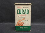 Curad Tin by Normadeane Armstrong Ph.D, A.N.P.