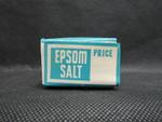 Epsom Salt Box - 2 by Normadeane Armstrong Ph.D, A.N.P.