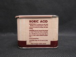Boric Acid Tin - 1 by Normadeane Armstrong Ph.D, A.N.P.