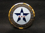 Air Force Nursing Coin by Normadeane Armstrong Ph.D, A.N.P.