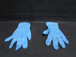 Disposable Gloves by Normadeane Armstrong Ph.D, A.N.P.