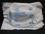 Rectal Tube by Normadeane Armstrong Ph.D, A.N.P.