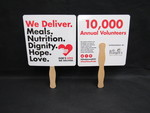 God's Love We Deliver Signs by Normadeane Armstrong Ph.D, A.N.P.