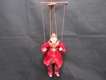 Burmese Puppet by Normadeane Armstrong Ph.D, A.N.P.